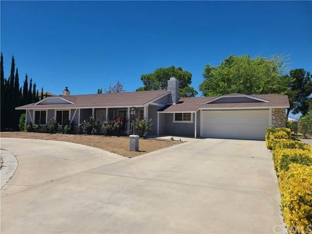 7766 El Cerrito Avenue, Hesperia, CA 92345 (#EV20134763) :: Steele Canyon Realty