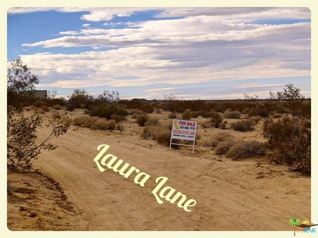 0 Laura Lane, 29 Palms, CA 92277 (#20601970) :: Zutila, Inc.