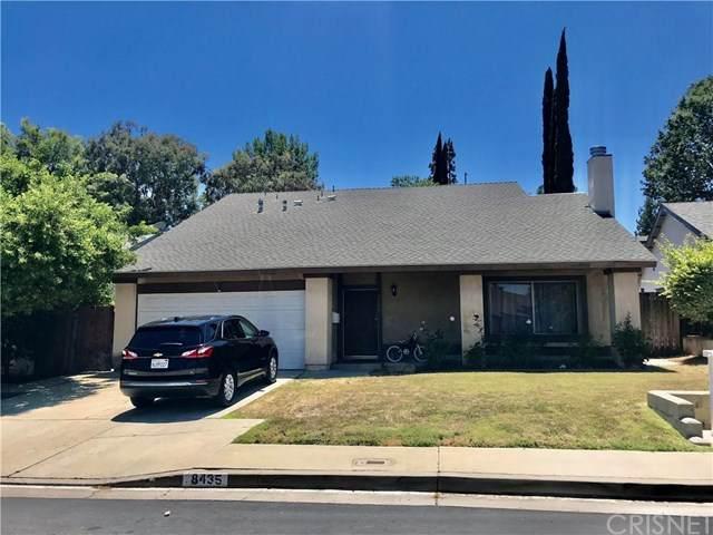 8435 Denise Lane, West Hills, CA 91304 (#SR20134845) :: A|G Amaya Group Real Estate