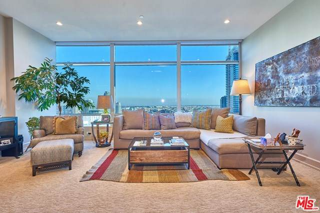 900 W Olympic Boulevard 30I, Los Angeles (City), CA 90015 (#20602010) :: Allison James Estates and Homes
