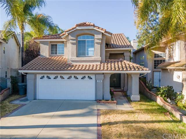 2316 Black Pine Road, Chino Hills, CA 91709 (#TR20134917) :: Sperry Residential Group