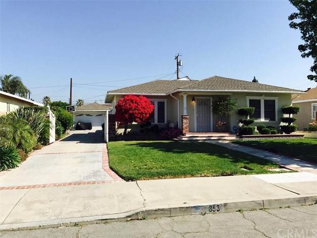 853 Reeves Place, Pomona, CA 91767 (#IV20134051) :: RE/MAX Masters