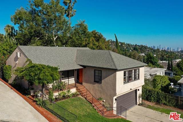 4250 Holly Knoll Drive, Los Angeles (City), CA 90027 (#20601770) :: RE/MAX Empire Properties