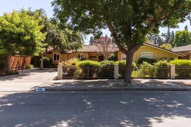 878 Genevieve Lane, San Jose, CA 95128 (#ML81800313) :: Team Tami