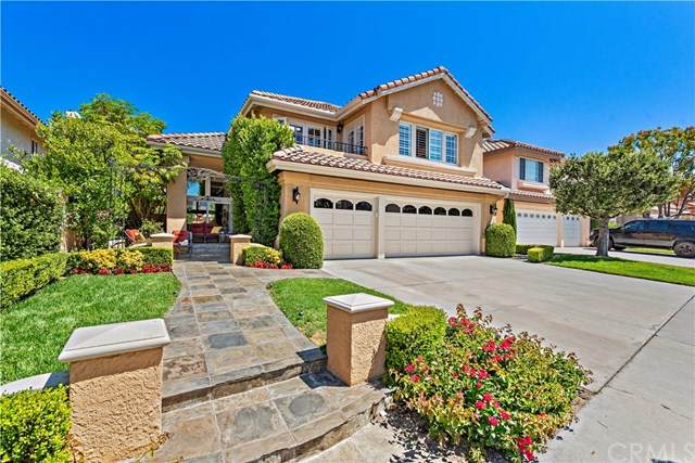 15 Charca, Rancho Santa Margarita, CA 92688 (MLS #OC20133628) :: Desert Area Homes For Sale