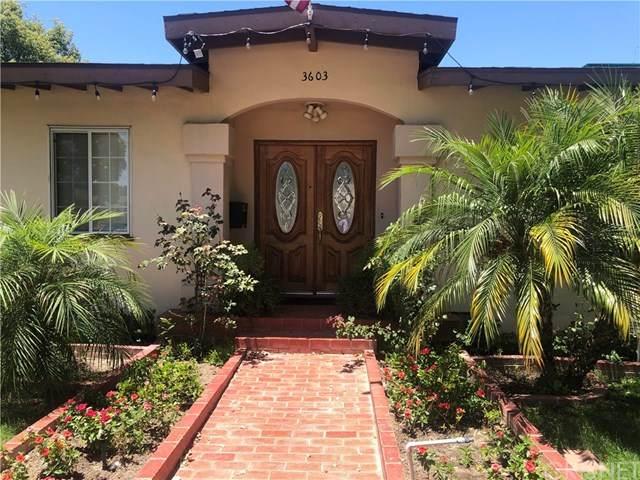 3603 N Bellflower Boulevard, Long Beach, CA 90808 (#SR20135115) :: Millman Team