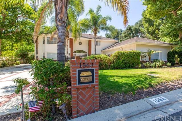 1563 Wynnefield Avenue, Westlake Village, CA 91362 (#SR20133714) :: The DeBonis Team