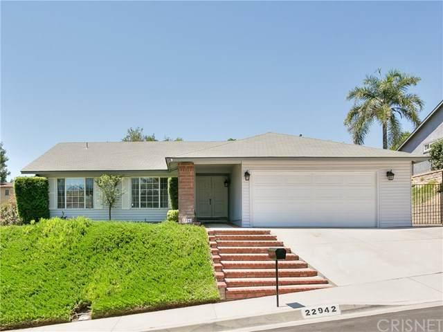 22942 Garzota Drive, Valencia, CA 91354 (#SR20134456) :: American Real Estate List & Sell
