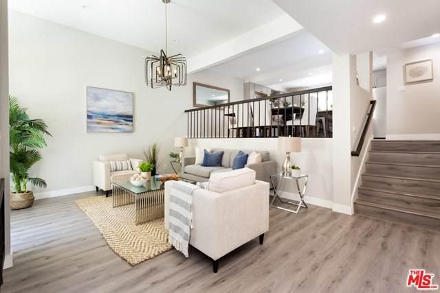 4735 La Villa Marina F, Marina Del Rey, CA 90292 (#20600324) :: Zember Realty Group