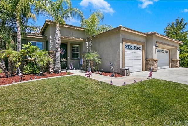 29407 Star Ridge Drive, Lake Elsinore, CA 92530 (#SW20134833) :: Allison James Estates and Homes