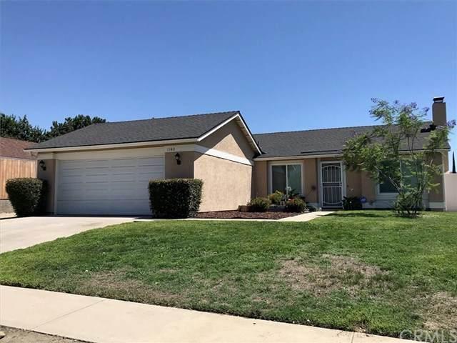 1542 Clock Avenue, Redlands, CA 92374 (#EV20134200) :: Sperry Residential Group