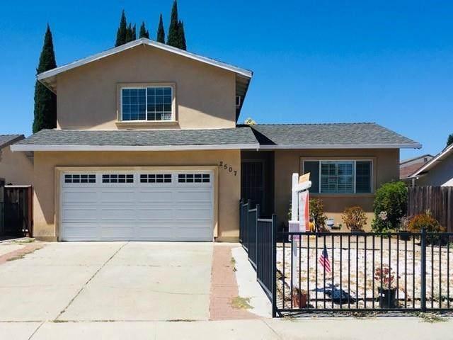 2507 Sherlock Drive, San Jose, CA 95121 (#ML81800341) :: RE/MAX Masters