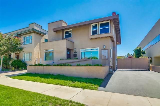 3233 Third Avenue, San Diego, CA 92103 (#200032022) :: Crudo & Associates