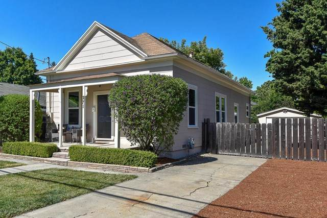 271 Central Avenue, Campbell, CA 95008 (#ML81800345) :: RE/MAX Masters