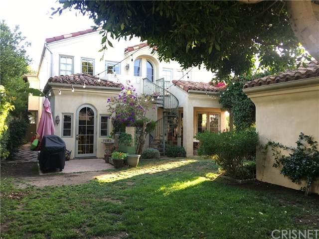 710 Marguerita Avenue, Santa Monica, CA 90402 (#SR20134239) :: Team Tami