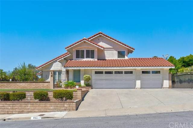 953 N Hunters Hill Drive, Walnut, CA 91789 (#OC20135245) :: The Marelly Group | Compass