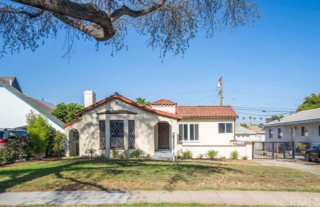 128 La Paloma Avenue, Alhambra, CA 91801 (#PW20135316) :: American Real Estate List & Sell