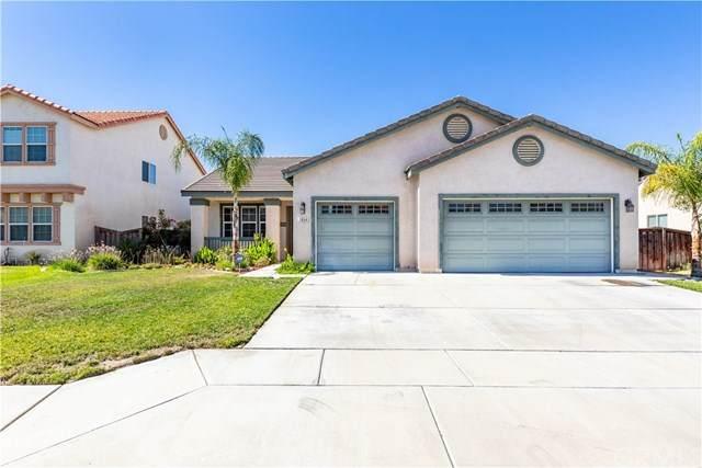 1054 Sykes Drive, San Jacinto, CA 92582 (#SW20135310) :: The Brad Korb Real Estate Group