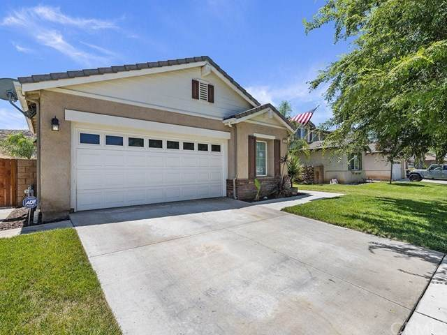 4355 Cloudywing Road, Hemet, CA 92545 (#SW20135359) :: Allison James Estates and Homes