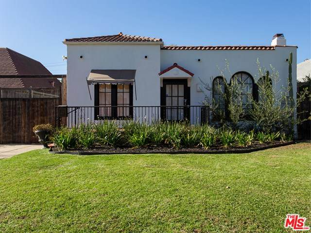 809 S Orange Drive, Los Angeles (City), CA 90036 (#20602134) :: Sperry Residential Group