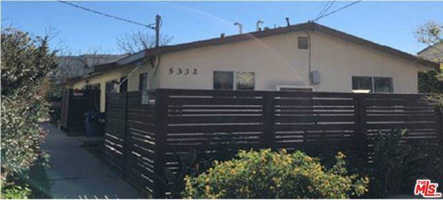 5332 Denny Avenue, North Hollywood, CA 91601 (#20602250) :: Sperry Residential Group