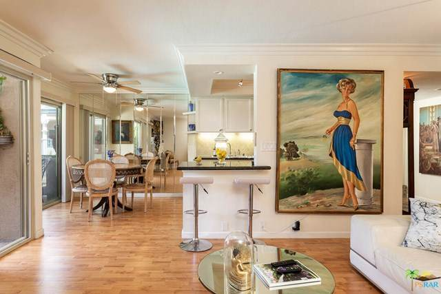 400 N Sunrise Way #129, Palm Springs, CA 92262 (#20598770) :: The Laffins Real Estate Team