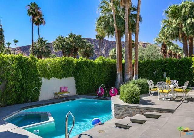 1594 E Sierra Way, Palm Springs, CA 92264 (#20602228) :: A|G Amaya Group Real Estate