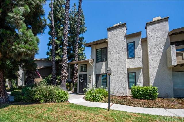 16235 Devonshire Street #8, Granada Hills, CA 91344 (#SR20132198) :: Compass