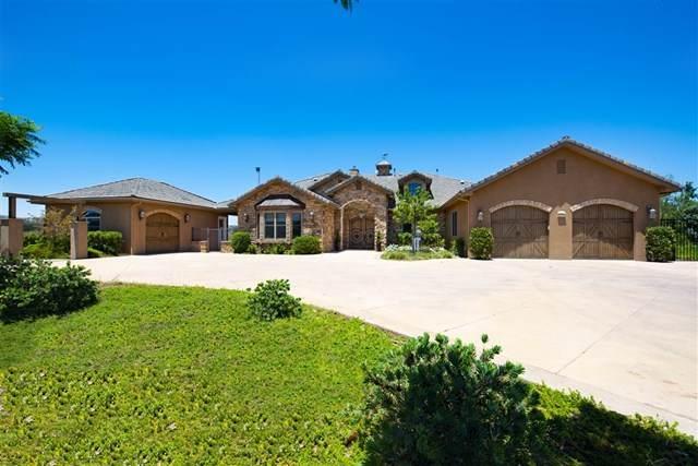 17412 Highlander Rd, Ramona, CA 92065 (#200032076) :: A|G Amaya Group Real Estate