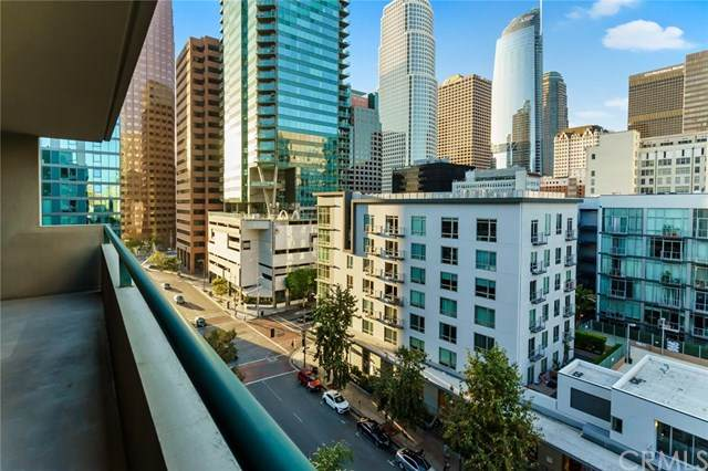 600 W 9th Street #1009, Los Angeles (City), CA 90015 (#PW20135396) :: Allison James Estates and Homes