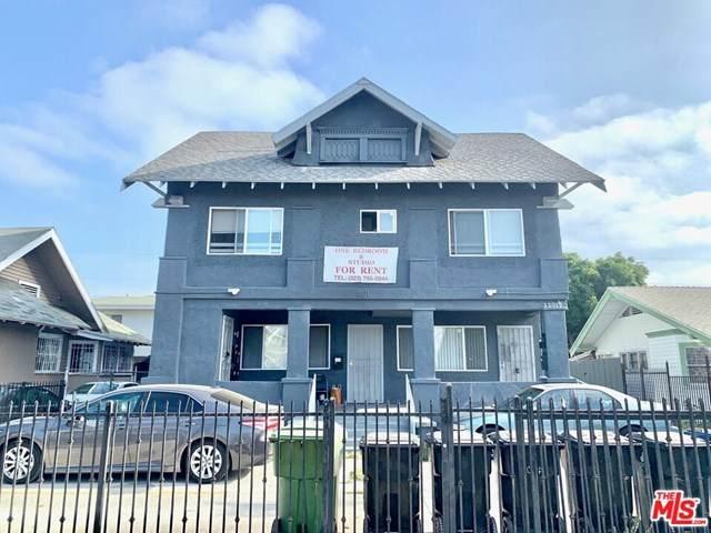 1101 Leighton Avenue, Los Angeles (City), CA 90037 (#20602364) :: Better Homes and Gardens Real Estate Vogler Feigen