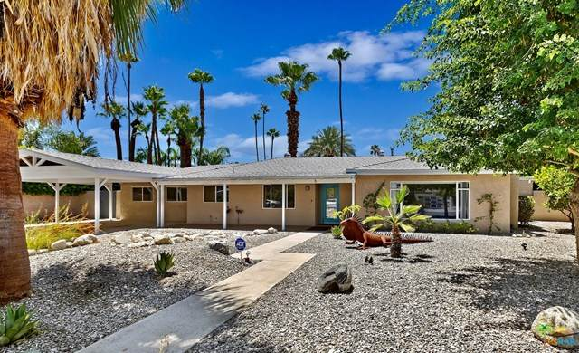 3 Warm Sands Place, Palm Springs, CA 92264 (#20600404) :: Berkshire Hathaway HomeServices California Properties