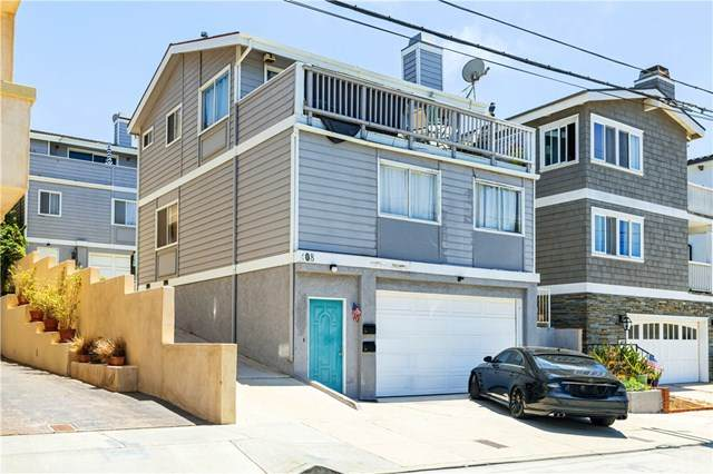 408 Ocean View Avenue, Hermosa Beach, CA 90254 (#SB20135500) :: Zember Realty Group