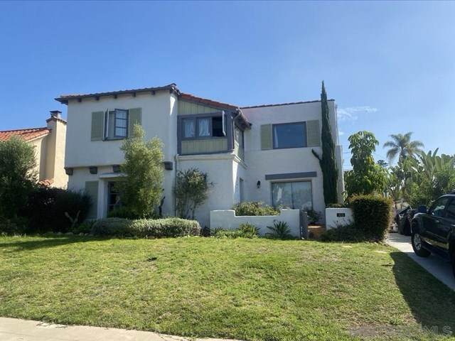 3026 Freeman St, San Diego, CA 92106 (#200032119) :: A|G Amaya Group Real Estate
