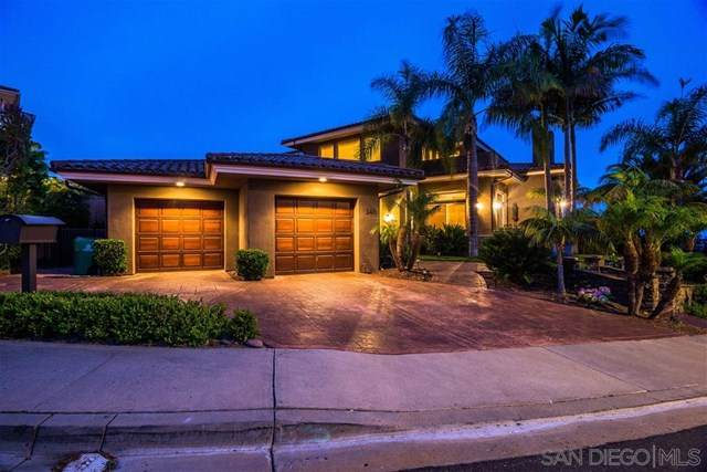 3865 Torrey Hill Ln, San Diego, CA 92130 (#200032126) :: The Laffins Real Estate Team