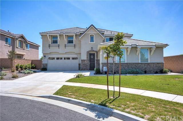 8495 Kingman Court, Rancho Cucamonga, CA 91739 (#PW20132578) :: The Marelly Group | Compass