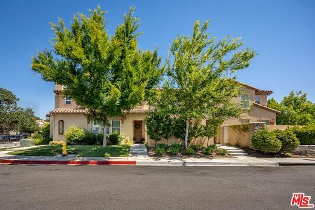 1503 Silver Shadow Drive, Newbury Park, CA 91320 (#20601800) :: Allison James Estates and Homes