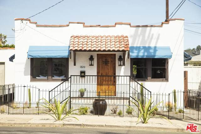 1820 N Commonwealth Avenue, Los Angeles (City), CA 90027 (#20601998) :: RE/MAX Empire Properties