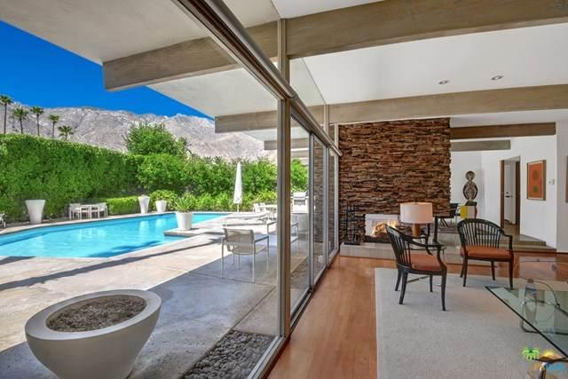 255 N Via Las Palmas, Palm Springs, CA 92262 (#20599782) :: Better Homes and Gardens Real Estate Vogler Feigen