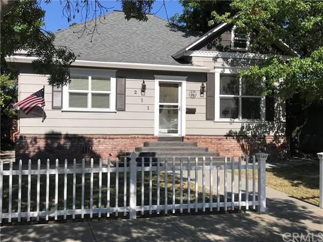 211 S Shasta Street, Willows, CA 95988 (#SN20135239) :: Allison James Estates and Homes