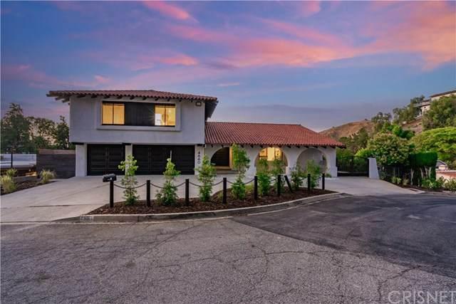 4660 Burgundy Road, Woodland Hills, CA 91364 (#SR20135782) :: Re/Max Top Producers