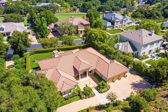 859 W Stafford Road, Thousand Oaks, CA 91361 (#220007208) :: Crudo & Associates
