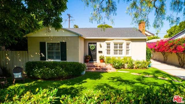 2716 Burkshire Avenue, Los Angeles (City), CA 90064 (#20600826) :: Team Tami