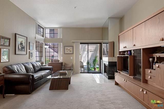 2601 S Broadmoor Drive #77, Palm Springs, CA 92264 (#20602508) :: Berkshire Hathaway HomeServices California Properties