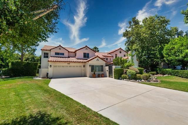 5538 Partridge Court, Westlake Village, CA 91362 (#220007212) :: A|G Amaya Group Real Estate