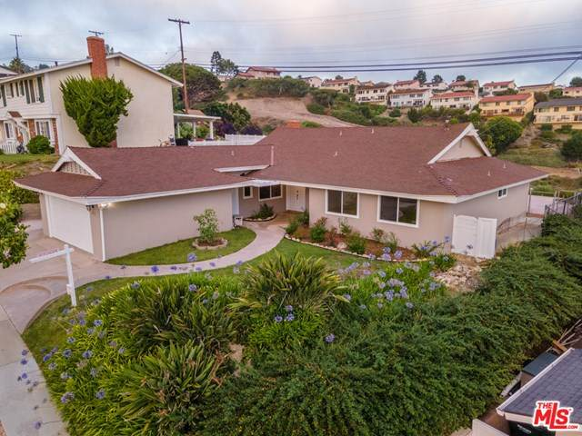 6902 Abbottswood Drive, Rancho Palos Verdes, CA 90275 (#20601062) :: Allison James Estates and Homes