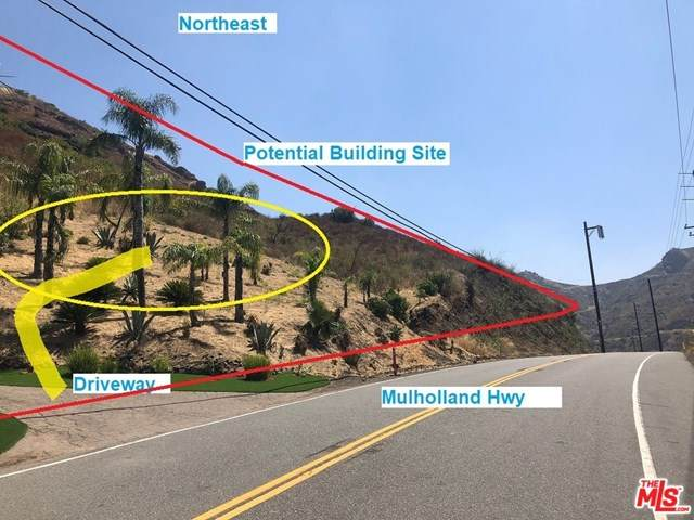 0 Mulholland Road, Malibu, CA 90265 (#20602484) :: The Marelly Group | Compass