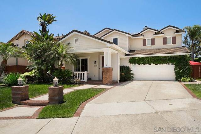 2380 Merwin Dr, Carlsbad, CA 92008 (#200032195) :: The Ashley Cooper Team
