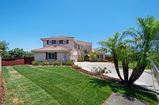 1732 Gamble Ln, Escondido, CA 92029 (#200032191) :: A|G Amaya Group Real Estate