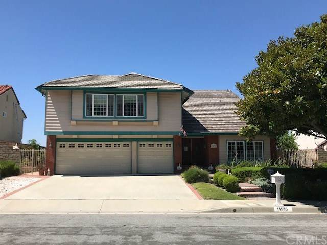 11535 Sierra Sky Drive, Whittier, CA 90601 (#OC20135947) :: RE/MAX Empire Properties